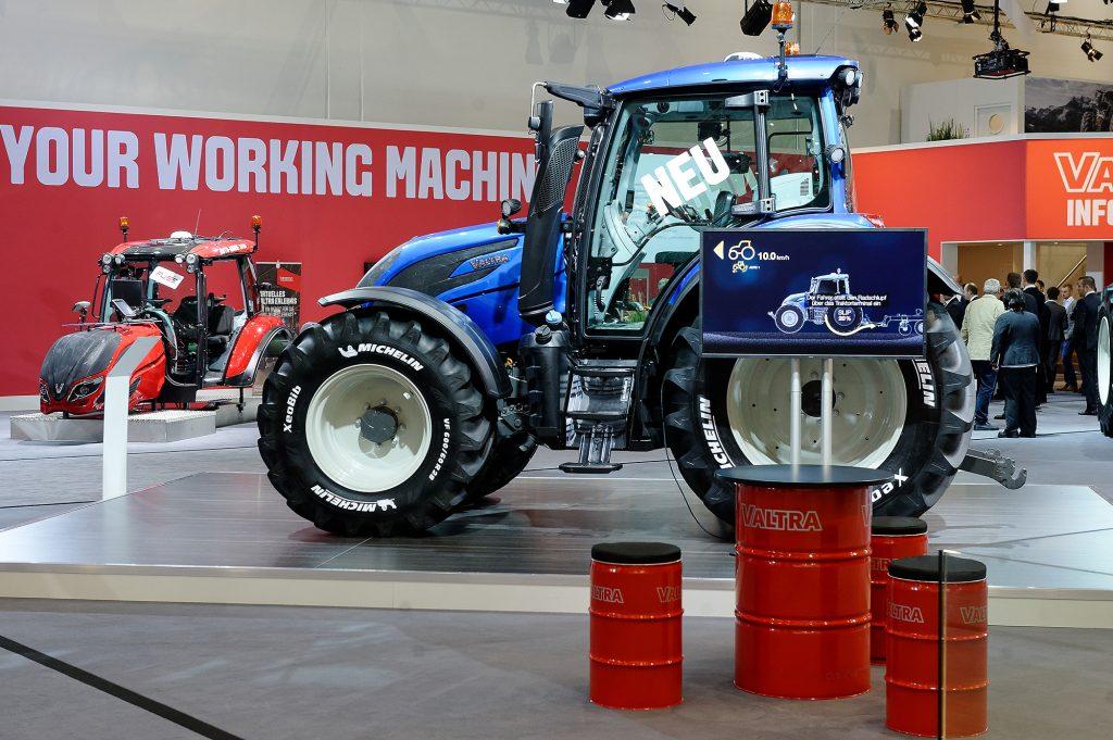 Agritechnica Fair in Hanover