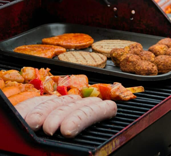 BBQ - Meatless products