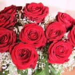 What is the real price of Valentine's Day flowers?