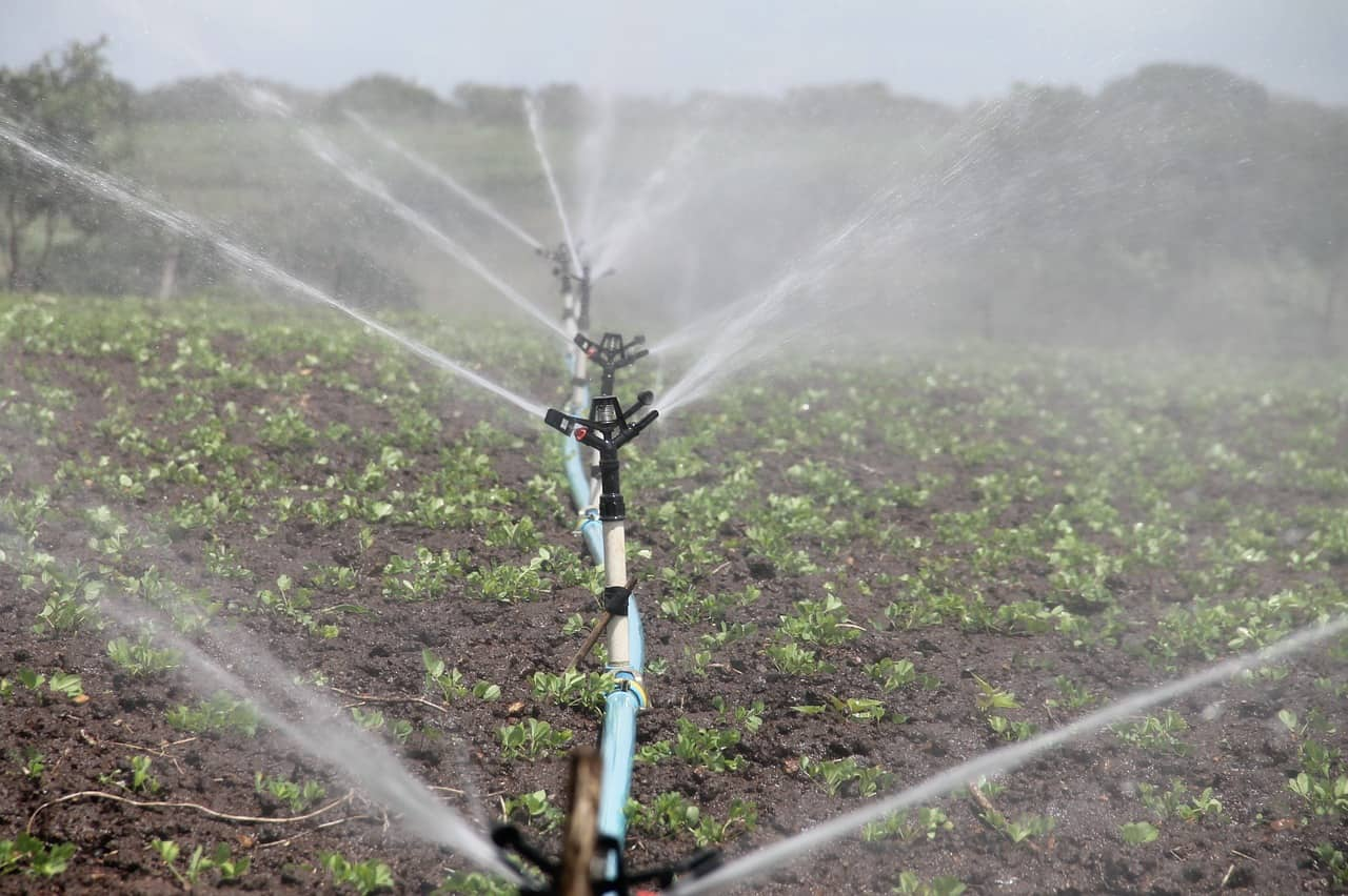 agriculture water supply