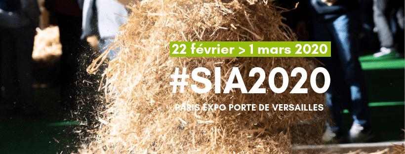 Paris International Agriculture Show 2020