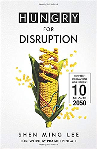 Hungry For Disruption by Shen Ming Lee