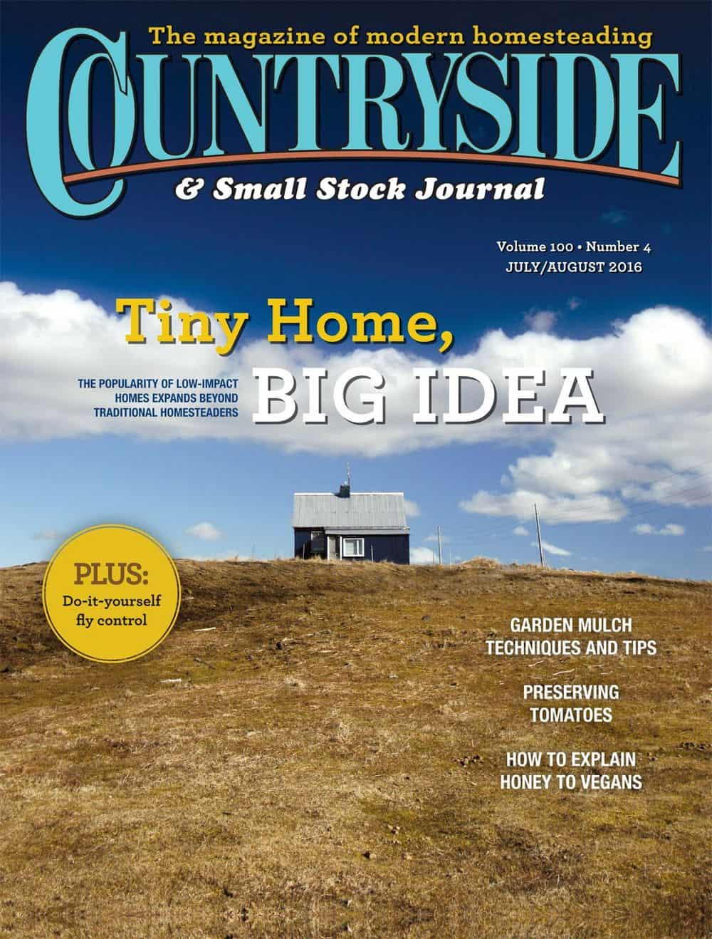 The Countryside and Small Stock Journal