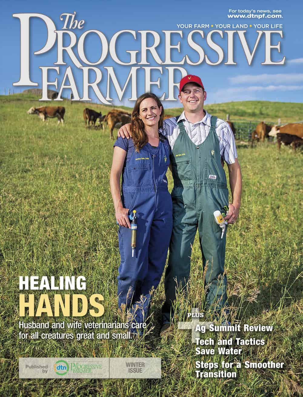 The Progressive Farmer