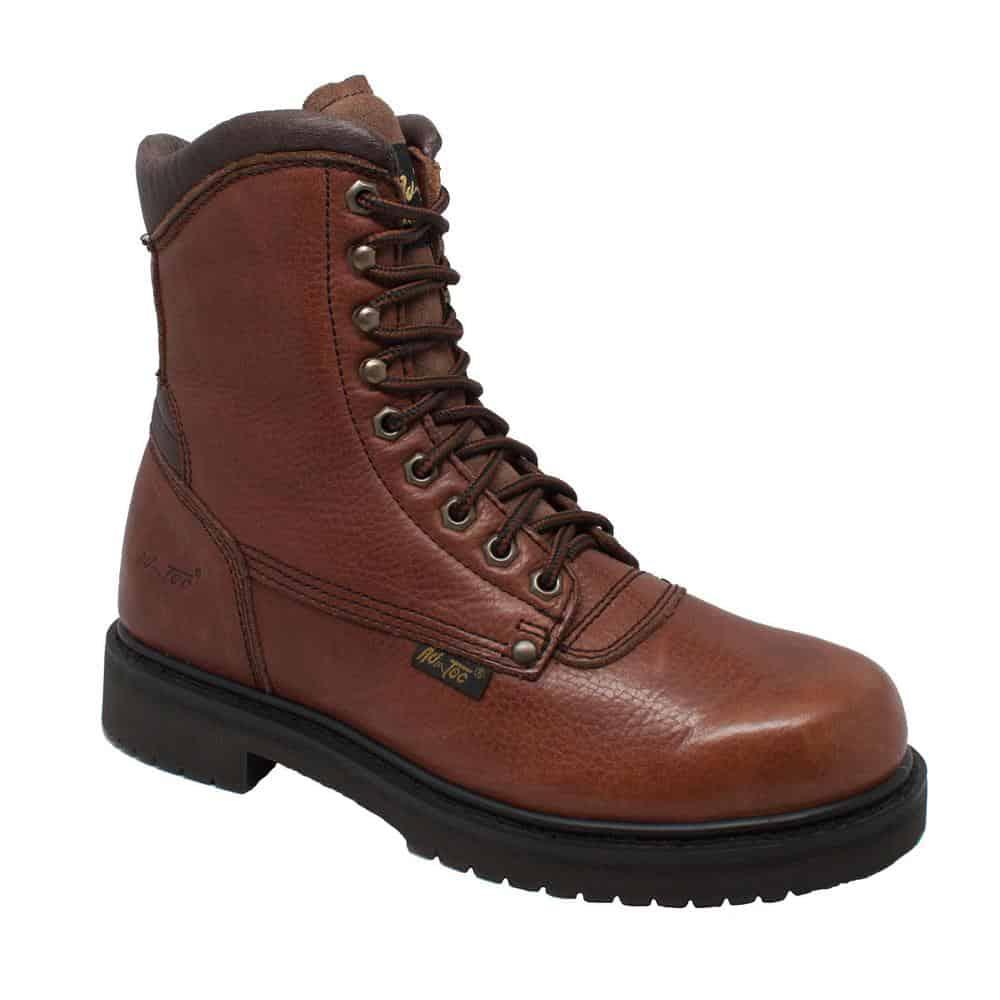 AdTec Men's 8 inch Farm Boot-M