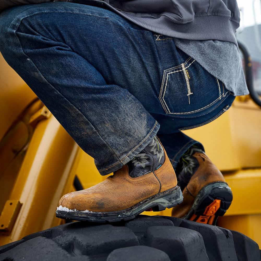 Ariat Farming Boots