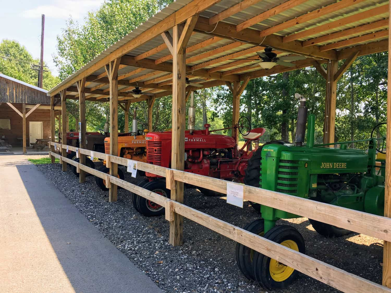 Bart Garrison Agricultural Museum