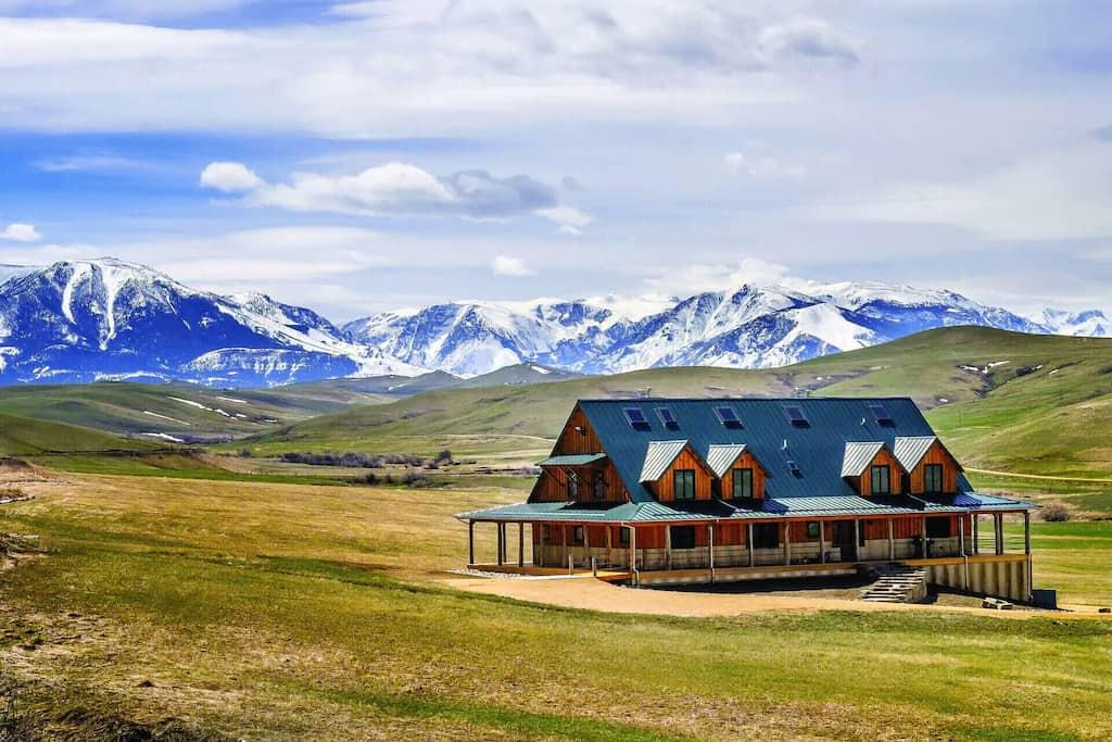Beautiful Ranch Home on Montana