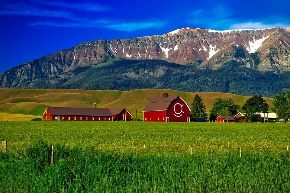 Best States for Homesteading