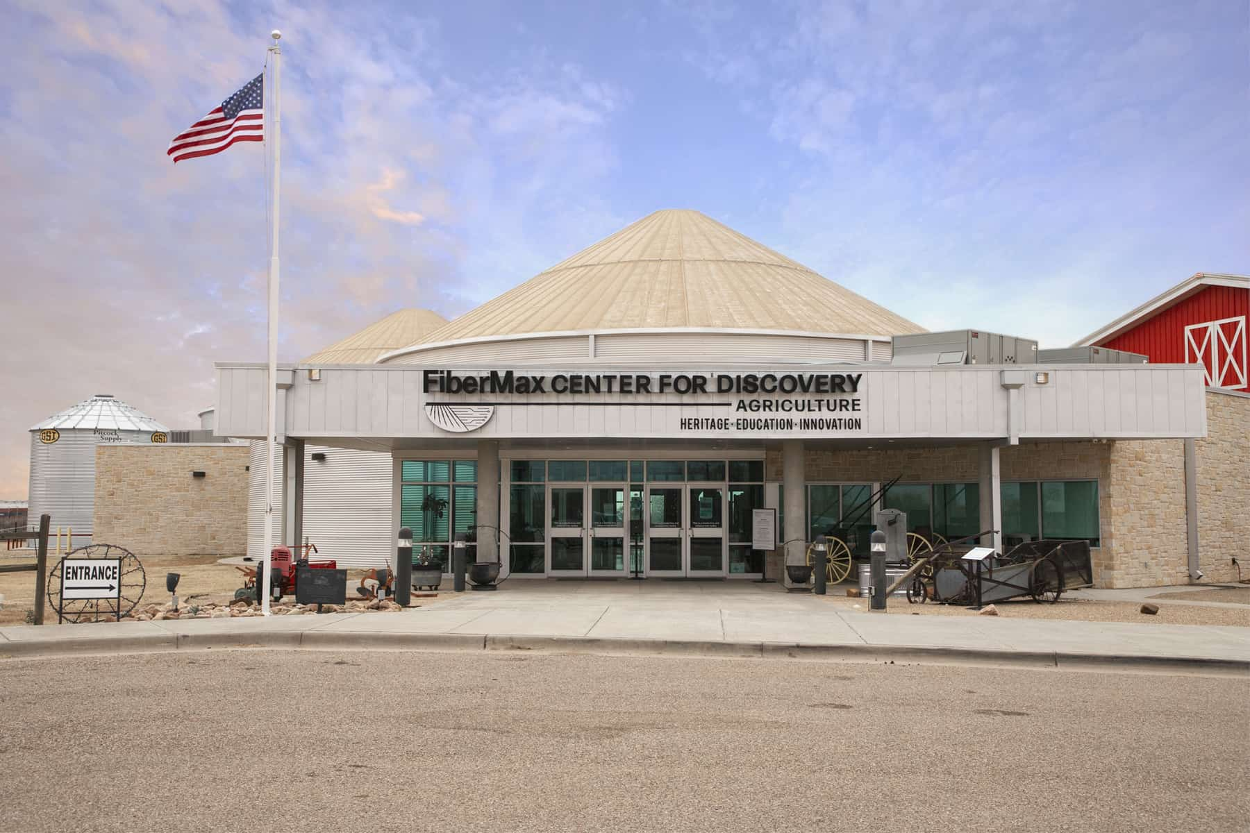 FiberMax Center for Discovery