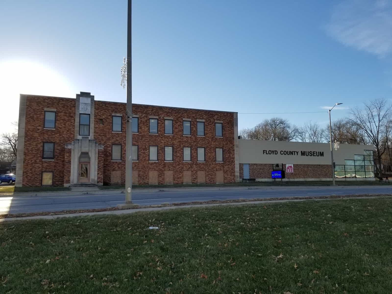 Floyd County Historical Museum