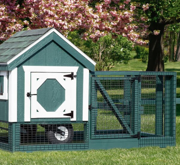 IHS A-Frame 3×3 Tractor Coop
