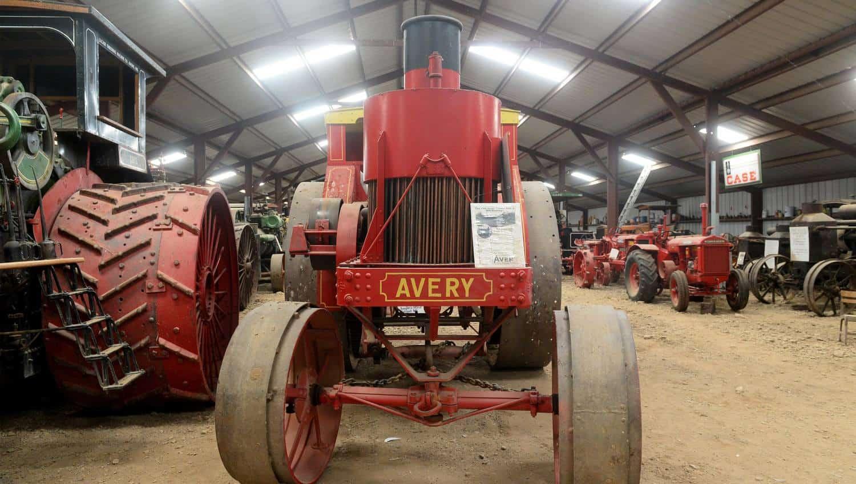 Mehmke Steam Tractor Museum