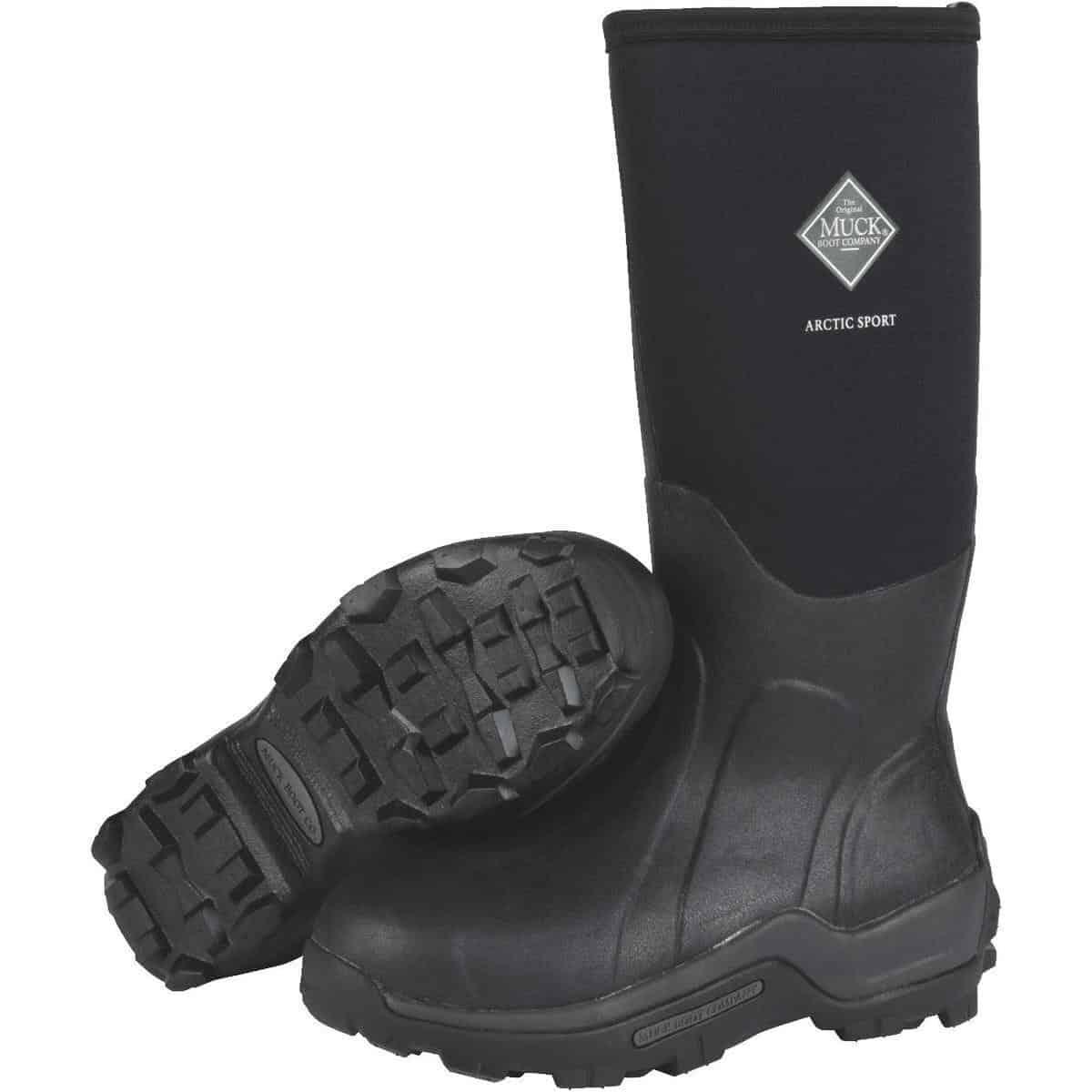 Muck Boot Arctic Sport Rubber High-Performance Men's Winter Boot